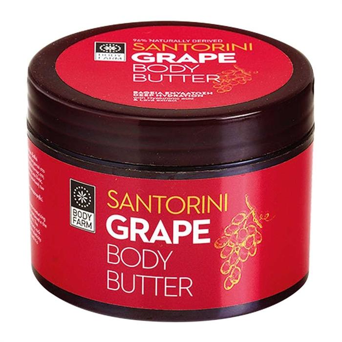 SPA Body Farm Santorini Grape Body Butter (200ml) GK07003
