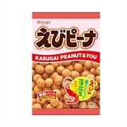 Kasugai Shrimp Peanut Oil Skin 85g