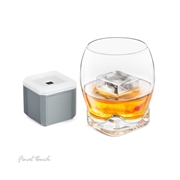 Final Touch Whiskey Tumbler With Ice Mold Set