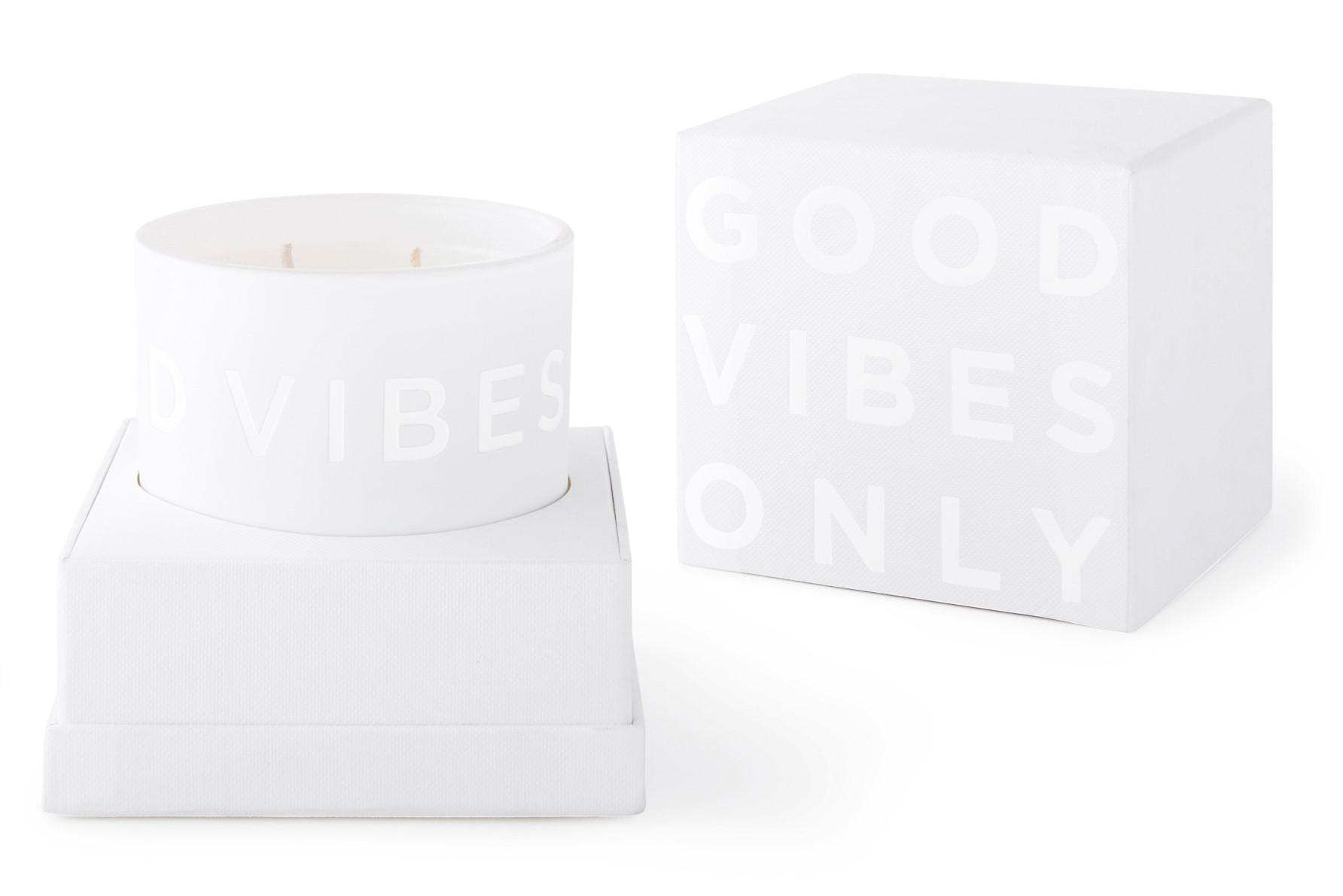 """Good Vibes Only"" Austrlia natural made, ""Dawn"" aromas candles 380g"