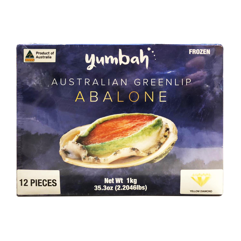 YUMBAH - Abalone 12/1kg