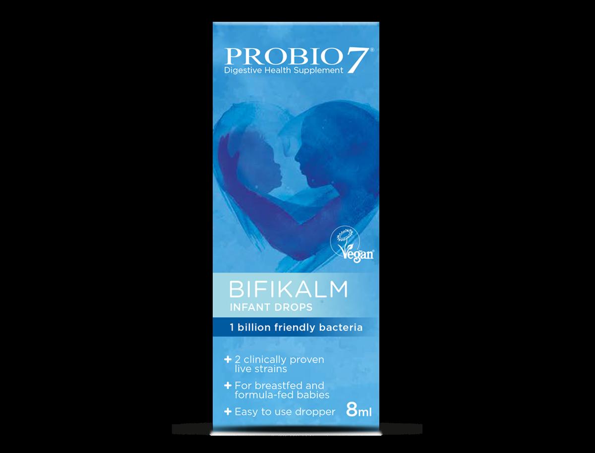 Probio 7 双菌株婴儿益生菌滴剂8毫升装