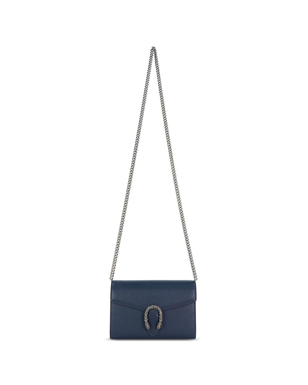 Leather Crossbody Bag 401231CAOGN