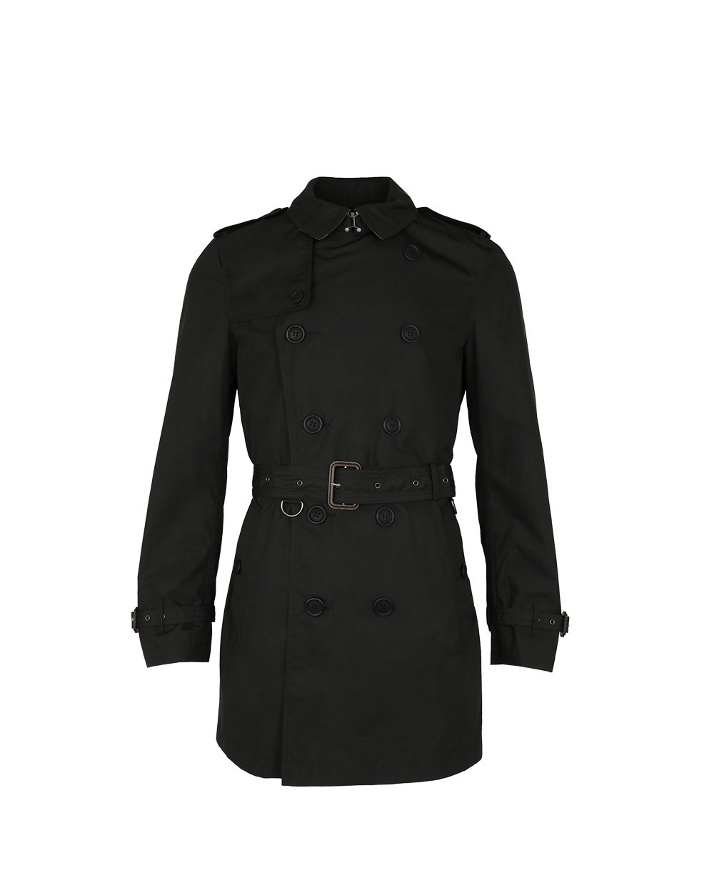 Polyester Trench Coat 387304900100