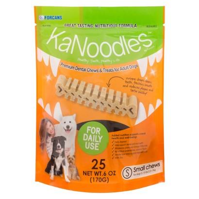 韓國KaNoodles營養刷牙棒(S)25pcs