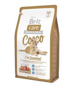 Brit Care Cat - Cocco 鴨肉三文魚挑嘴配方 (成貓糧)