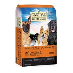 Canidae All Life Stages羊肉糙米配方狗糧 30lbs
