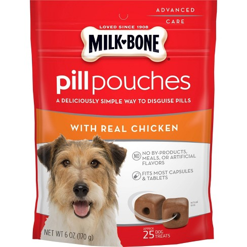 milk bone pill pockets餵藥小食 雞肉味 170G