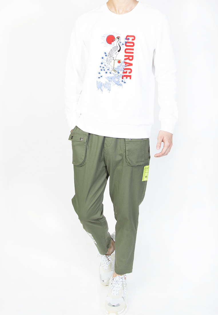 BSX Embroidered  Sweater(1010408061501)