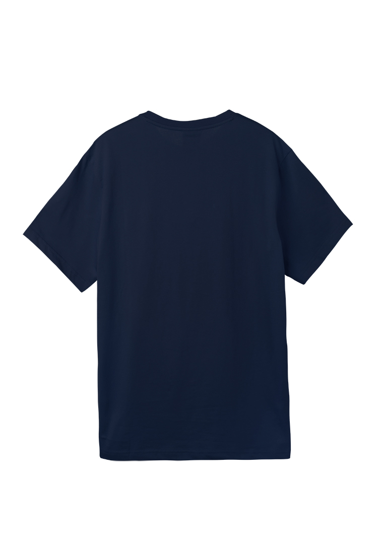 BSX Regular Fit Printed T- shirt 10409029845