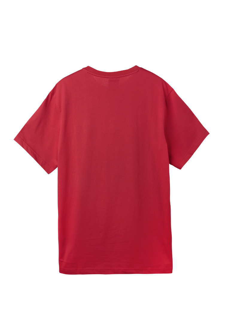 BSX Regular Fit Printed T- shirt 10409029847